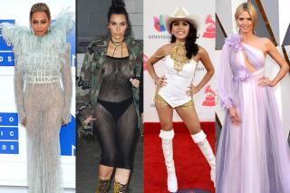Worst Dressed Celebrities Of 2016