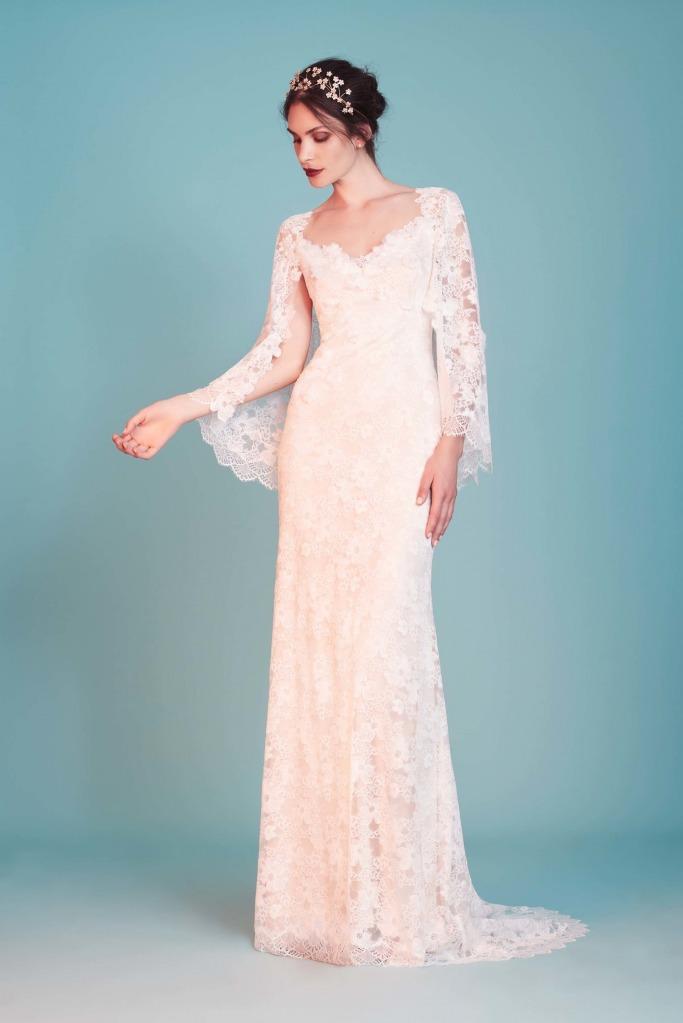 Tadashi Shoji Bridal Spring 2018