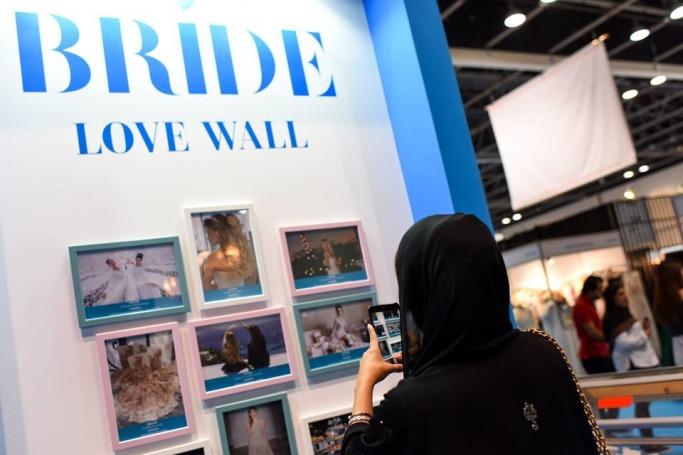 Highlights from BRIDE Dubai 2018