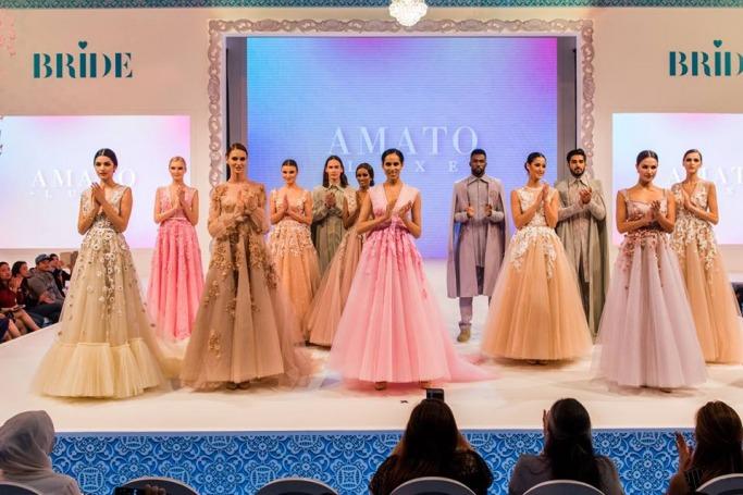 Dubai couture house Amato