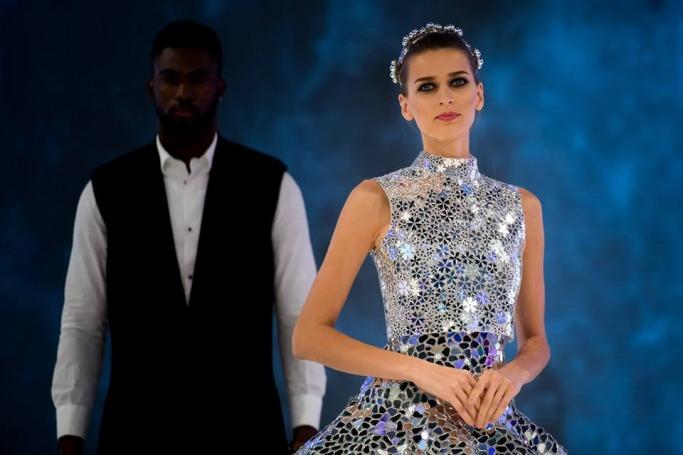 Atelier Zuhra Dubai couture wedding gowns