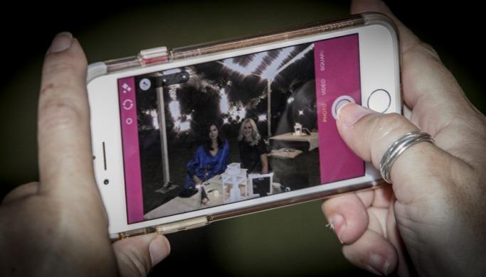 ewmoda X Palmer's Aperitivo In Pictures