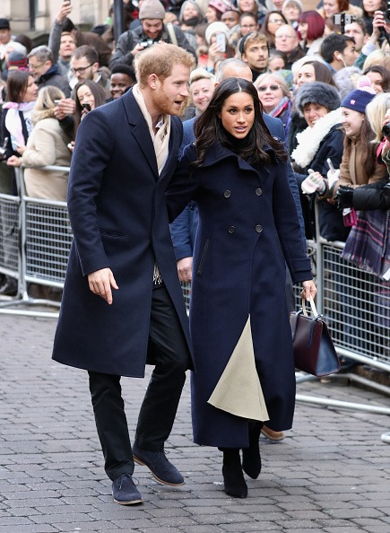 Meghan Markle Is Our New Style Icon