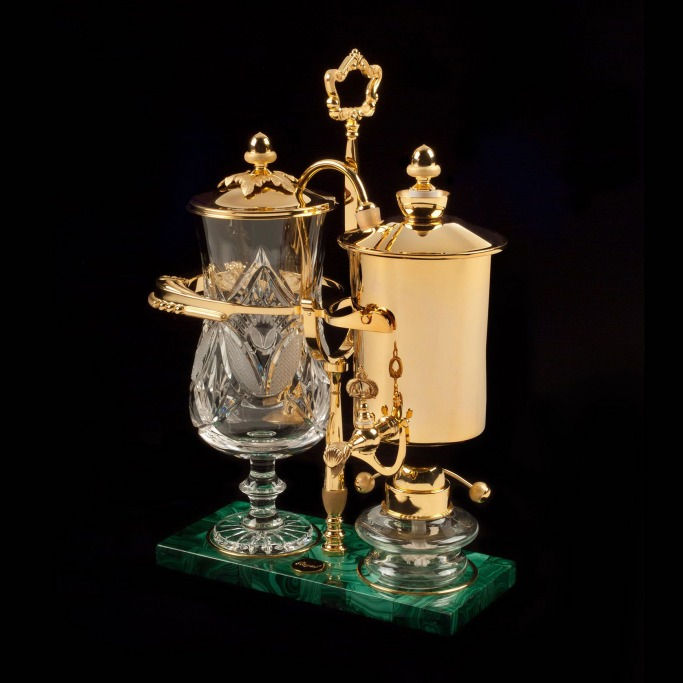 Bespoke Royal Coffee Makers