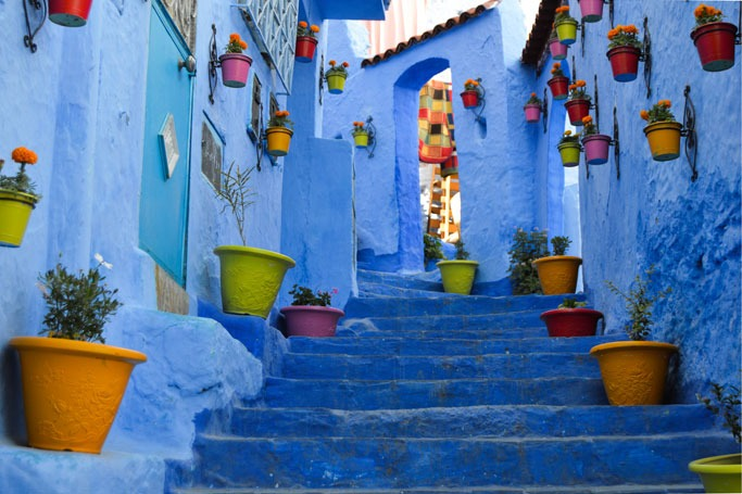 Chefchaouen City, Morocco