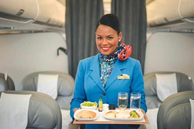 Business and Economy Class on Air Seychelles