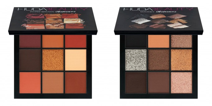 The latest Huda Beauty products