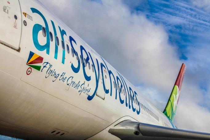 Air Seychelles Airbus A320