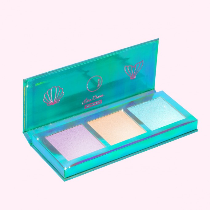 Lime Crime Hi-Lite Mermaid Palette