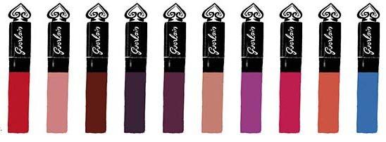 Lip Colour'Ink liquid lipstick by Petite Robe Noire