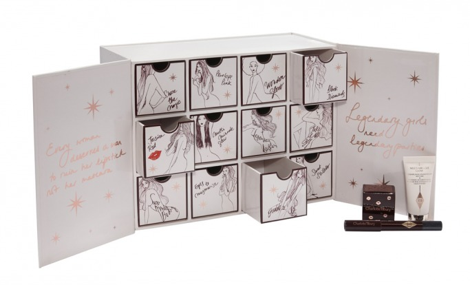 Best Beauty Advent Calendars 2017 Charlotte Tilbury