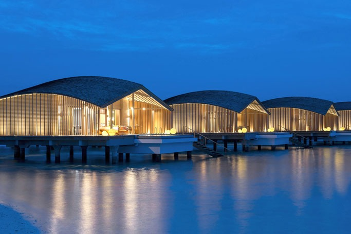 The World's First 100% Solar-Powered Luxury Resort