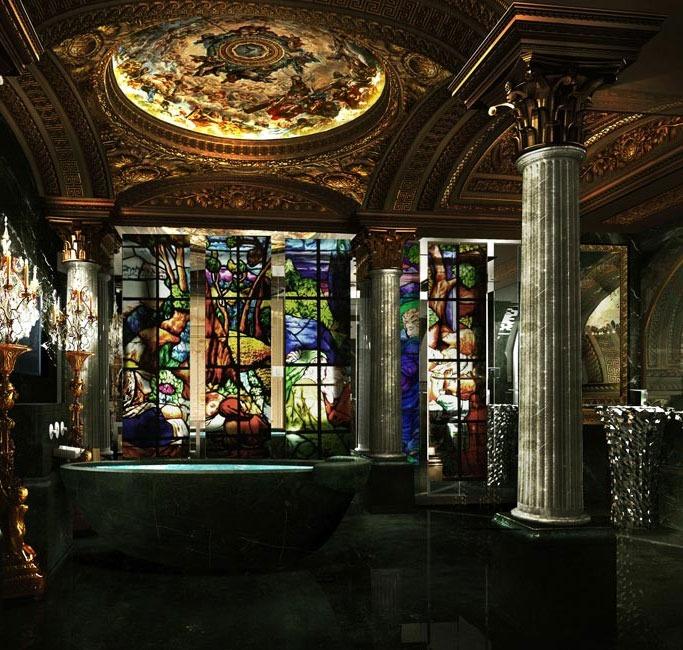 The 13 - Bubble Bath