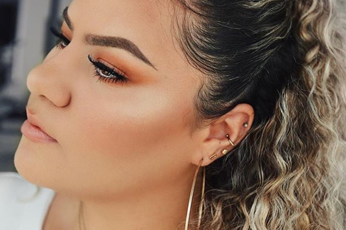 Dubai beauty blogger, Najla Kaddour