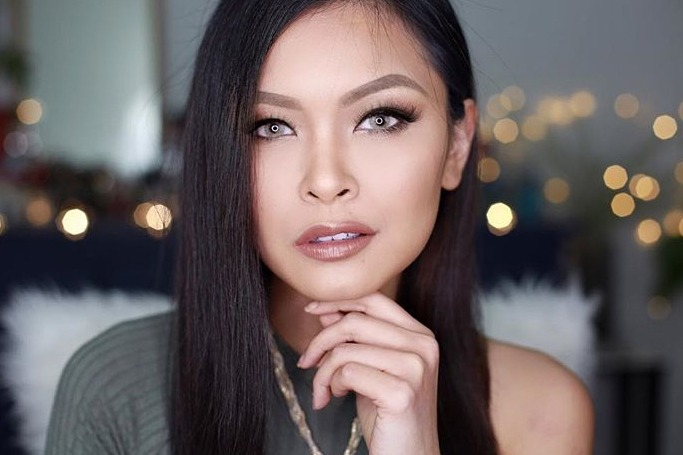 Dubai beauty blogger, Nina Carpio.