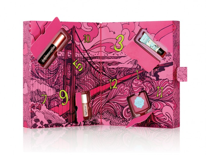 Best Beauty Advent Calendars 2017 Benefit cosmetics