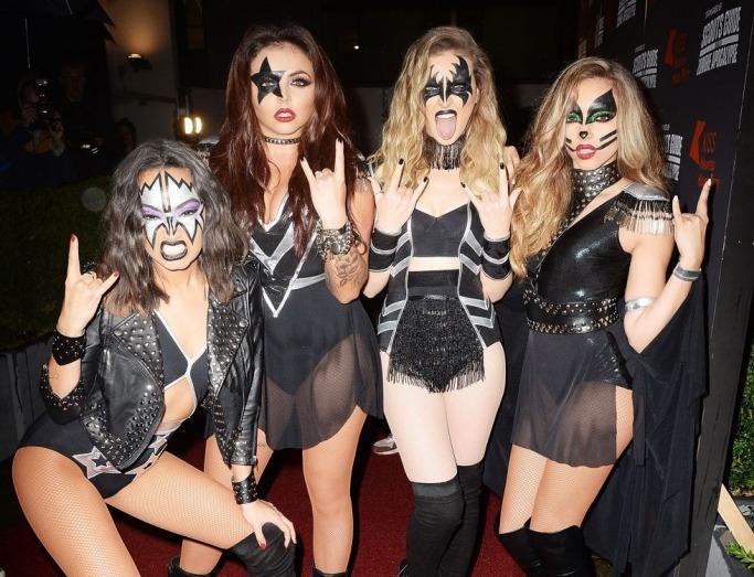 KISS Halloween costumes