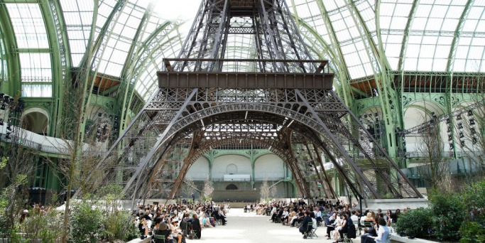Chanel Fall 2017 Couture Show
