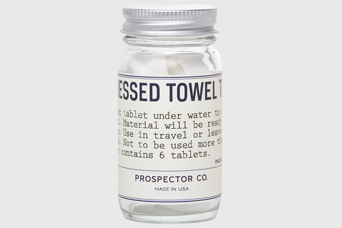Prospector Co - Compressed Towel Tablets