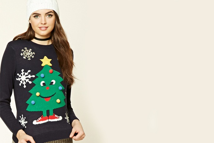 These Ugly Christmas Sweaters Will Make You LOL | ewmoda