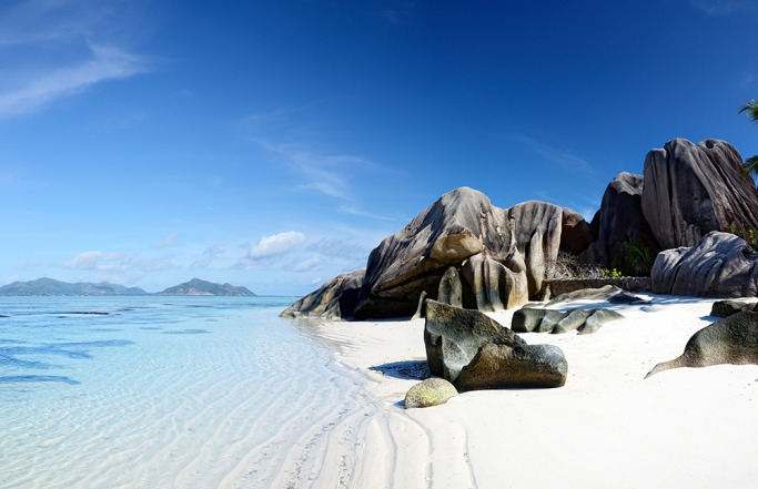 The exotic destination of the Seychelles