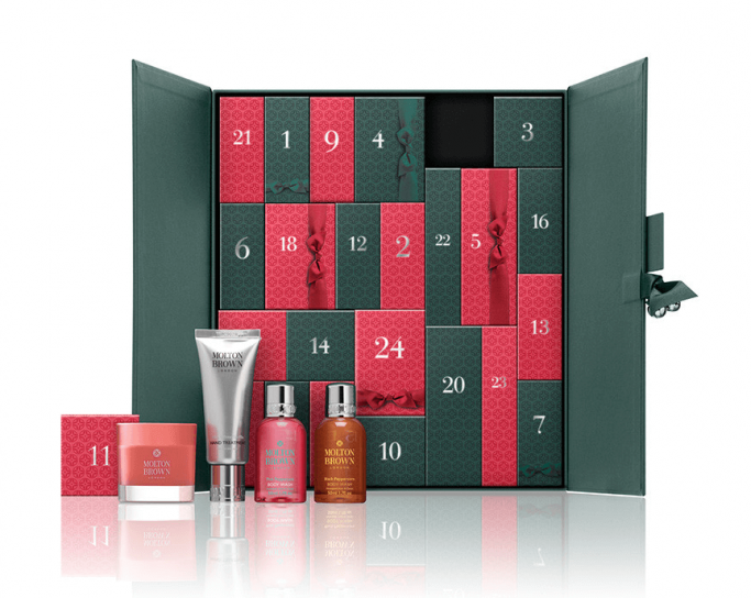 Best Beauty Advent Calendars 2017 Molton Brown