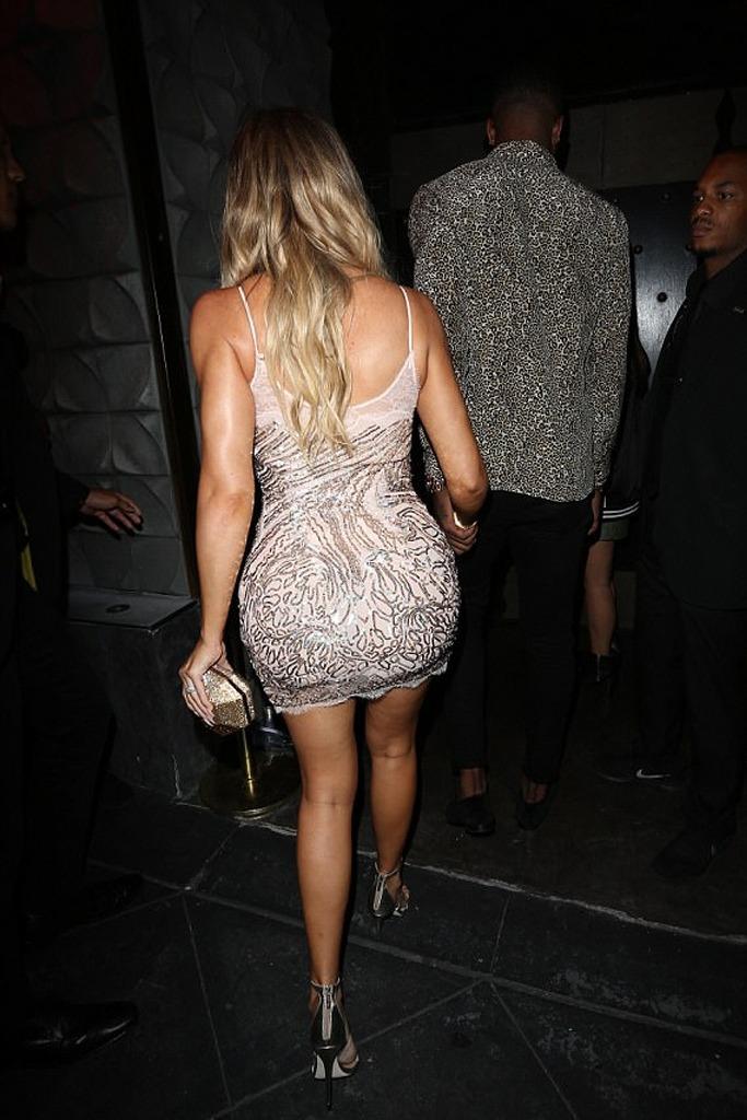 Khloe Kardashian's 33rd birthday party