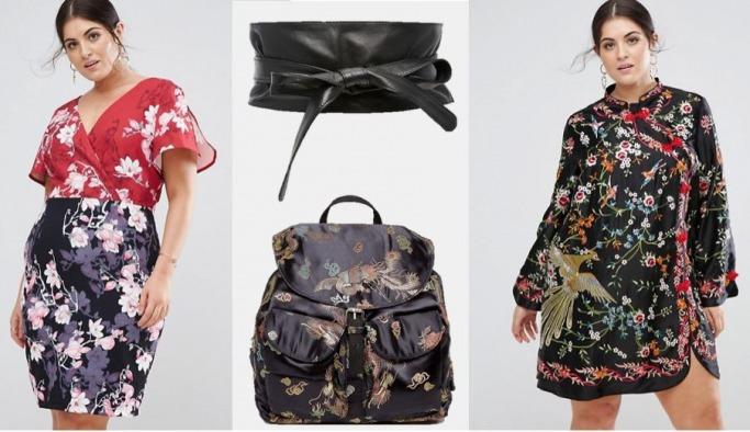 Autumn/fall fashion trends 2017 - oriental