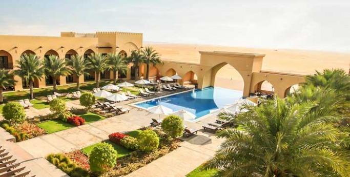Valentine's Day UAE Staycations