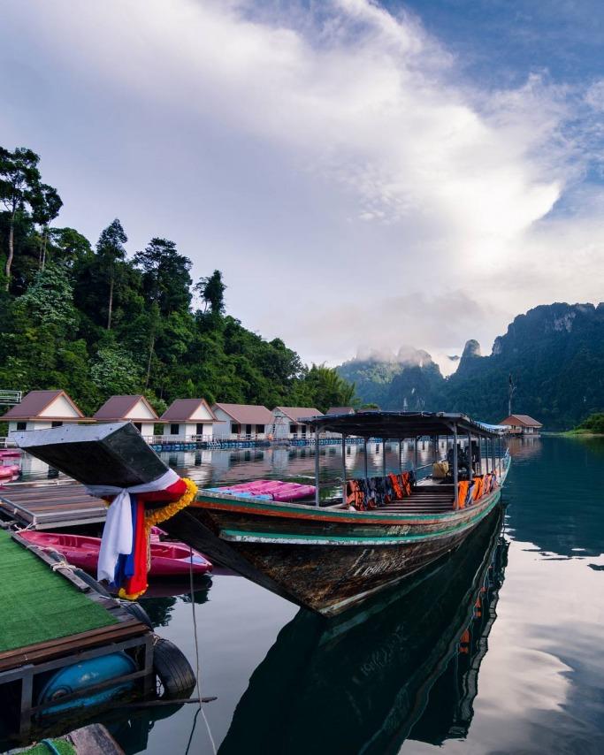 Koah-Sok National Park, Thailand