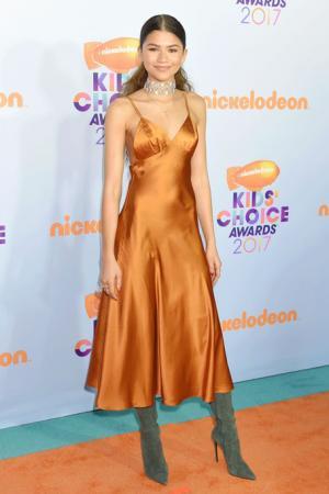 Zendaya Wore A $38 Dress To The Red Carpet