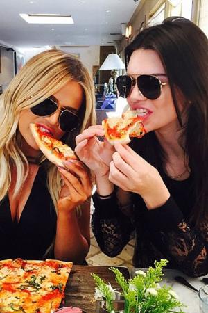 How Eating Pizza Affects Your Skin