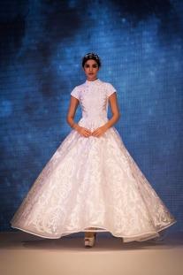 Bridal fashion at BRIDE Dubai 2018