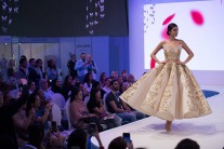 Bridal fashion at BRIDE Dubai 2018