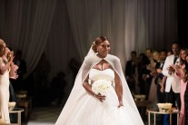 The wedding of Serena Williams and Alexis Ohanian