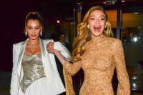 The Glamour Women of The Year Awards 2017, Gigi and Bella Hadid