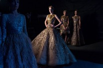 Fashion shows at BRIDE Dubai