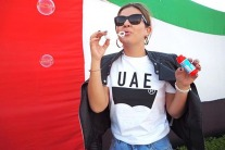 Dubai's Best Dressed from UAE National Day