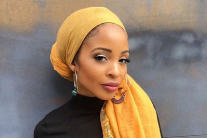 Celebrating dark-skinned hijabis