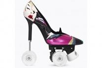 YSL Roller Skate Stilettos