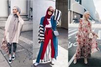 Wearing an abaya or a hijab is a women's choice