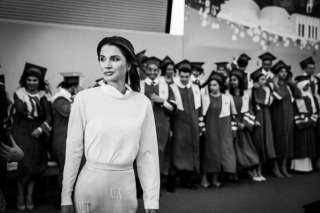 Queen Rania's Top 20 Timeless Looks