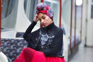 Street Style Looks From London Modest Fashion Week 2018