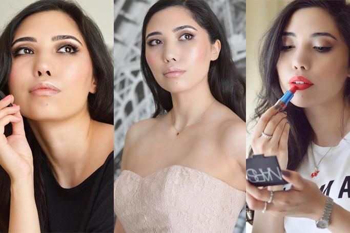 What's Inside Beauty Blogger, Naya Tillyaeva's Bag