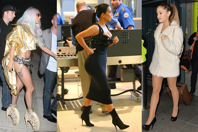 The Worst Celebrity Airport Looks EVER