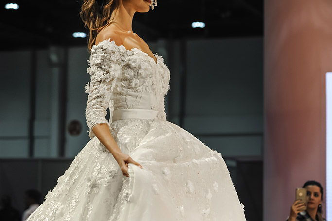 The BRIDE show Dubai: Bride wedding awards