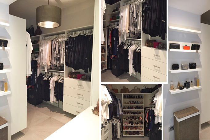 8 Awesome Tips To Upgrade Your Walk-in Closet