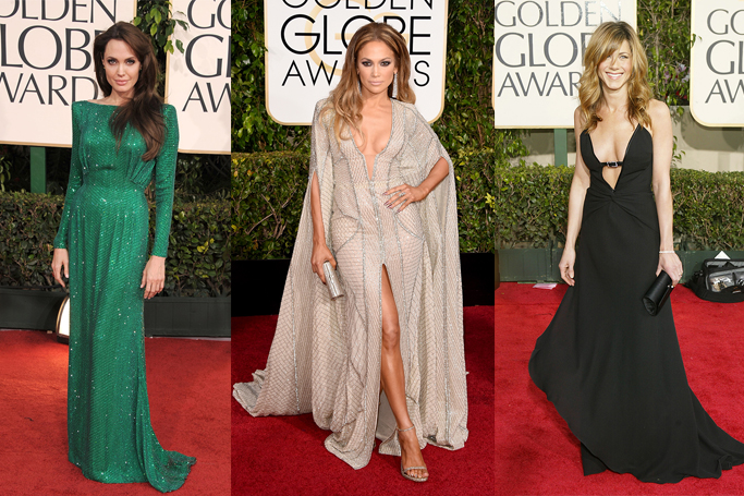 10 Most Iconic Golden Globe Dresses Of All Time