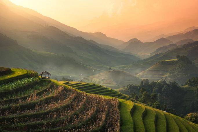 Digital detox in South East Asia