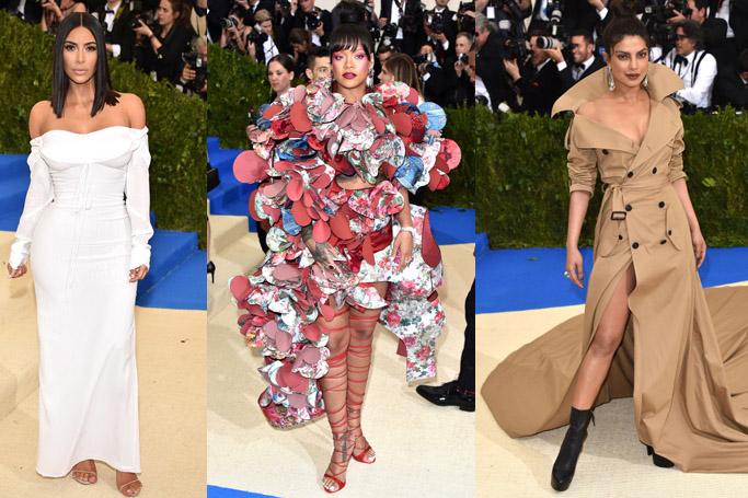 MET Gala 2017 - Worst Dressed Celebs